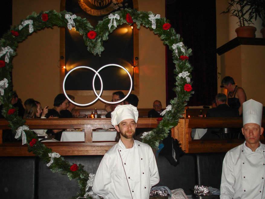 Hochzeitsfeier Capitol Luneburg Cafe Brasserie Bar Restaurant
