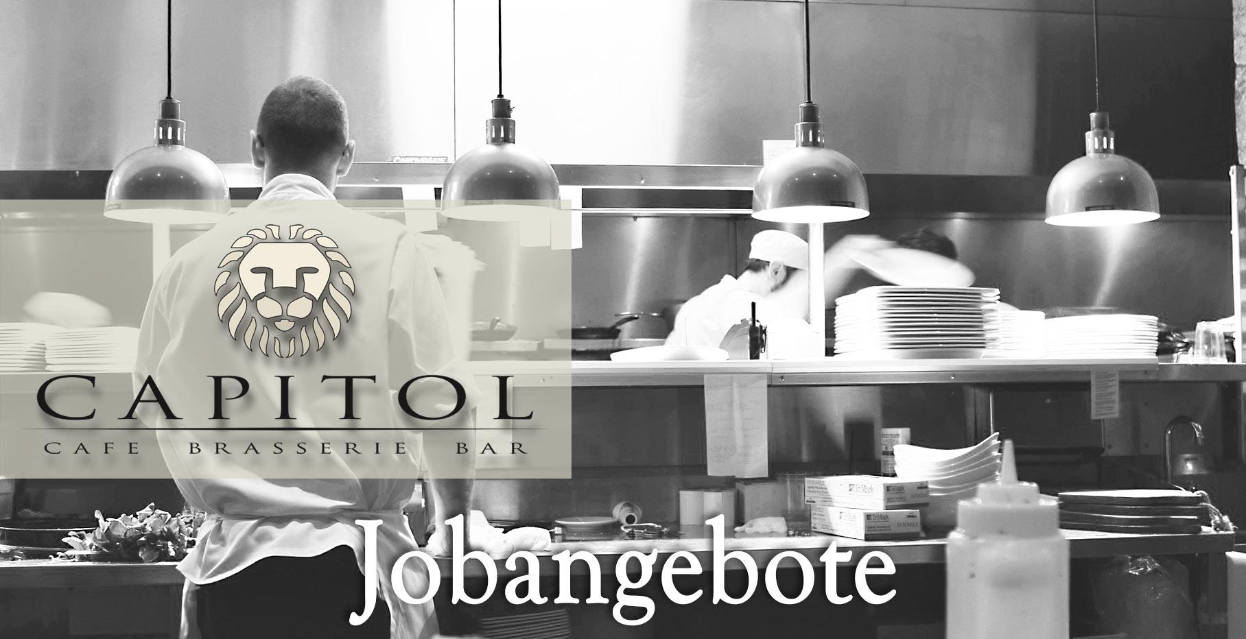 Job, Stellenangebote in der Gastronomie. Lüneburg Restaurant, Koch, Souschef,